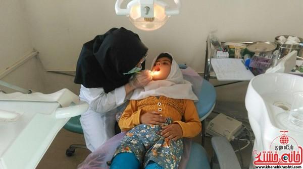 اردوی جهادی-علوم پزشکی رفسنجان-خانه خشتی (۲)