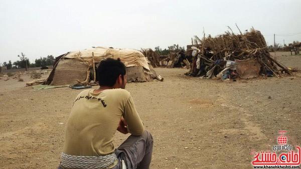 اردوی جهادی-علوم پزشکی رفسنجان-خانه خشتی (۵)