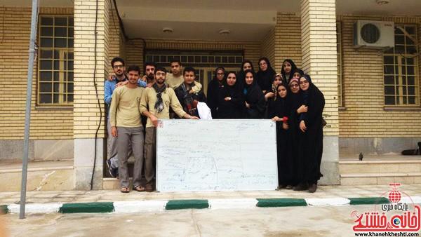 اردوی جهادی-علوم پزشکی رفسنجان-خانه خشتی (۶)