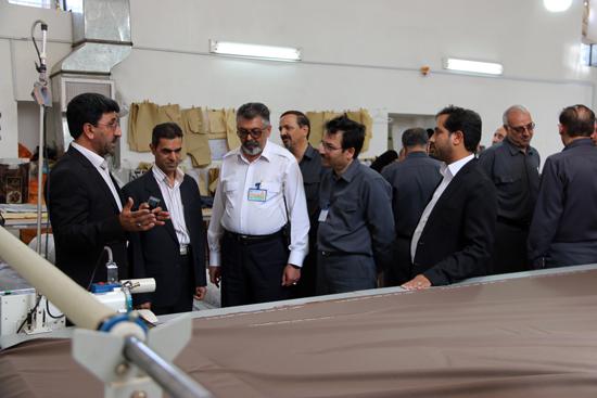 بازدید مدیر مس منطقه ای کرمان از خیریه خیرین گمنام در رفسنجان / تصاویر
