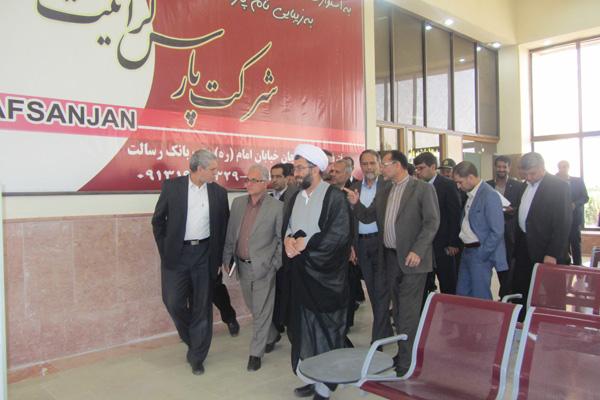 فرودگاه رفسنجان نیازمند نگاه ویژه / به زودی پروازهای عتبات و عالیات از این فرودگاه راه اندازی می شود