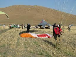اولین دوره مسابقات پرواز رفسنجان برگزار می شود
