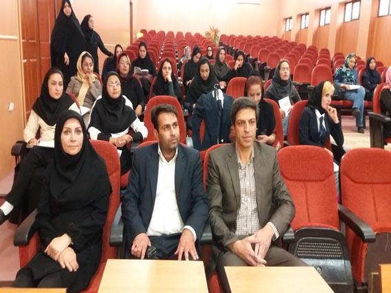 برگزاری کلاس های ارتقای داوری کاتا و کمیته در رفسنجان