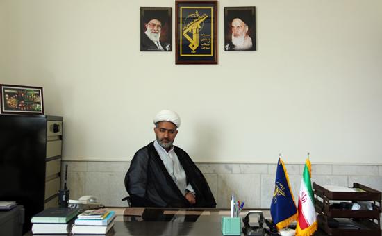 تشریح برنامه های هفته عقیدتی سیاسی ناحیه مقاومت بسیج رفسنجان