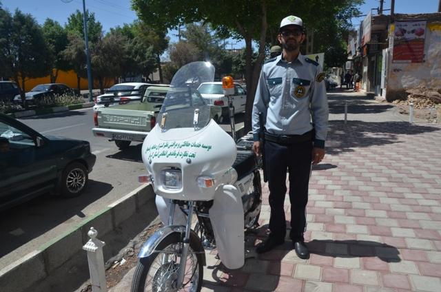 افتتاح اولین مؤسسه خدمات حفاظتی و مراقبتی در رفسنجان / عکس
