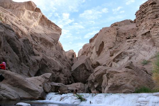 تصاویر/ روز طبیعت در دره راگه رفسنجان