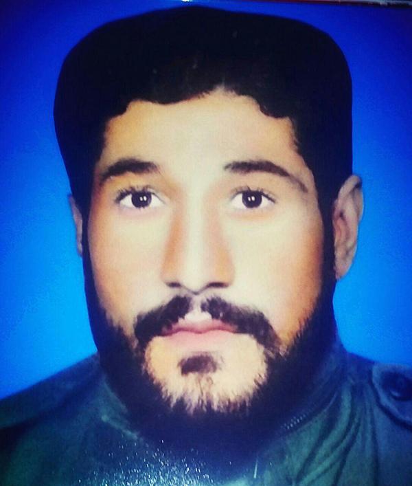 یادی از شهید سید عباس حسینیمعلم کودکان استثنایی در مناطق محروم
