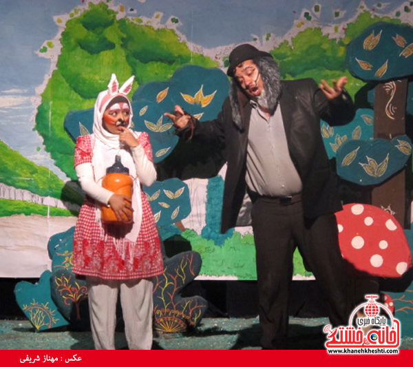 تئاتر میوه جادویی-رفسنجان-خانه خشتی (۱)