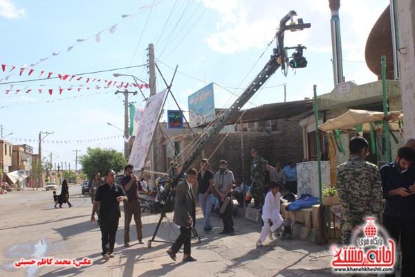 دوربین خانه خشتی در یادواره شهدا هرمزآباد (۵)