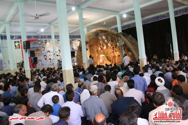 روز سوم یادواره شهدای لاهیجان (۱۴)