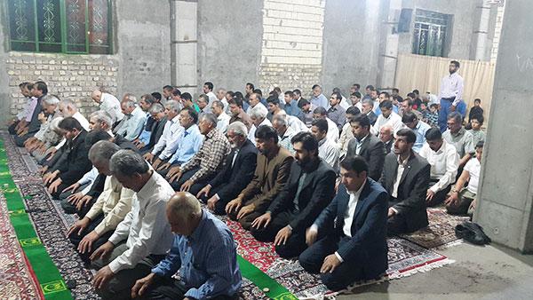 مسجد پیامبر اعظم(ص) رفسنجان افتتاح شد