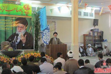 جشن میلاد موعود در حوزه علمیه سفیران هدایت برگزار شد / عکس