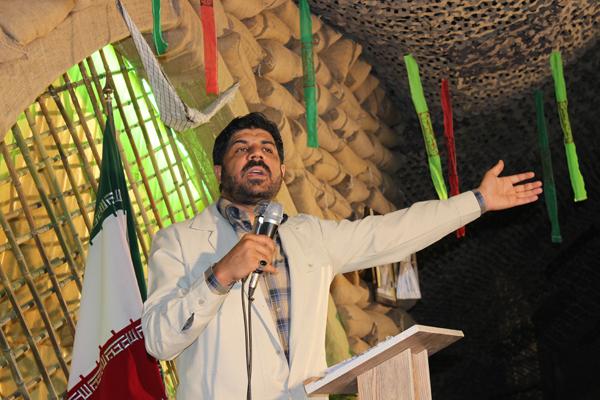دومین روز از بیست و نهمین یادواره شهدای هرمزآباد برگزار شد / تصاویر