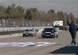 نخستین راند مسابقات اتومبیلرانی اسلالوم قهرمانی رفسنجان برگزار شد