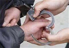 دستگیری سارق به عنف کمتر از ۲۴ ساعت در رفسنجان