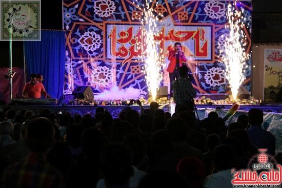 جشن بزرگ شعبان در تکیه عاشقان ابوالفضل(ع)رفسنجان