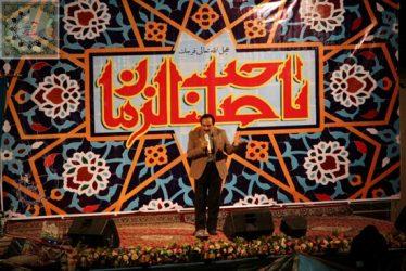 برگزاری جشن بزرگ شعبان در تکیه عاشقان ابوالفضل(ع)رفسنجان /تصاویر