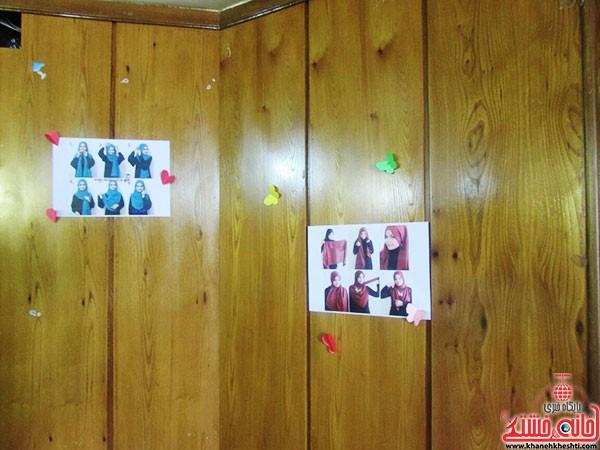 نمایشگاه اقتصاد مقاومتی و سبک زندگی در رفسنجان