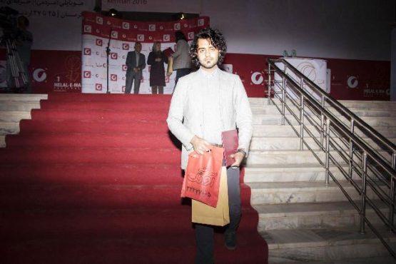 درخشش هنرمندان رفسنجانی در اولین جشنواره فیلم و عکس «هلال ما»/ عکس