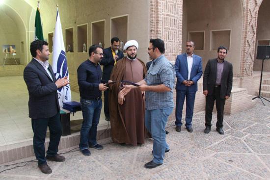 """تصاویر اختتامیه """"جشن امید در اردیبهشت میراث"""" رفسنجان"""
