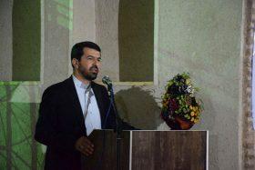 فرماندار رفسنجان در اختتامیه جشنواره کارآفرینی