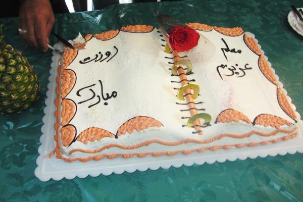 آیین زنگ سپاس در رفسنجان برگزار شد / تصاویر