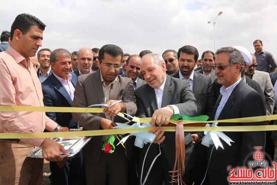 افتتاح سایت خورشیدی دانشگاه ولیعصر(عج) رفسنجان توسط وزیر آموزش پرورش