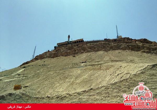 کاروان مرقد امام خمینی (ره) رفسنجان-خانه خشتی (۱۲)