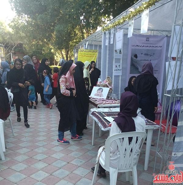 دومین جشنواره فرهنگ سازی و ترویج زایمان طبیعی در پارک بانوان