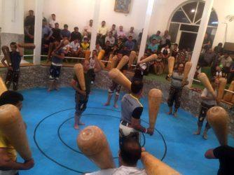 جشن میلاد امام حسن مجتبی (ع) در زورخانه امام علی (ع) رفسنجانبرگزار شد / تصاویر