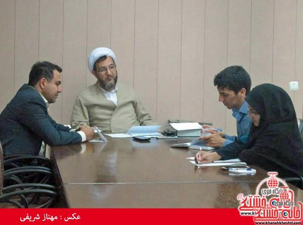 رئیس دادگستری رفسنجان-خانه خشتی