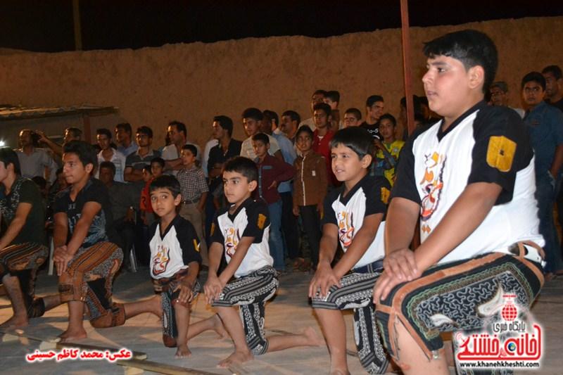 افتتاح زورخانه ذوالفقار نوش آباد