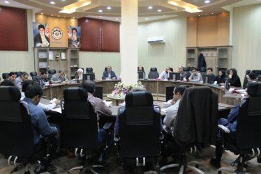 نشست مشترک شهردار و شورای اسلامی شهر با هنرمندان برگزار شد