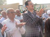 حضور حماسی نمازگزاران اسماعیل آباد در عید سعید فطر /تصاویر