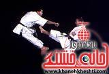 مرحله نهایی لیگ نونهالان کاراته استان در کرمان برگزار شد/عکس