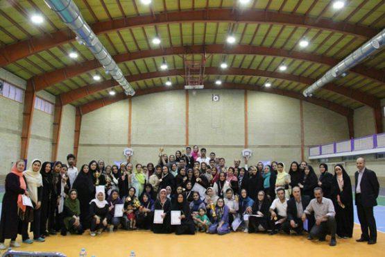 تیراندازان رفسنجانی در مسابقات سراسری تیراندازی بانوان شرکت خطوط لوله و مخابرات نفت ایران خوش درخشیدند