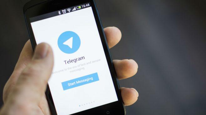 احراز هویت اولین کانال تلگرامی شهرستان رفسنجان در سامانه شامک