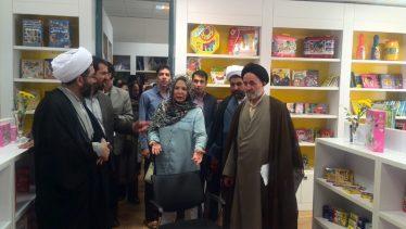 شهر کتاب در رفسنجان گشایش یافت