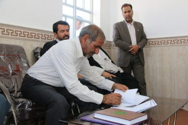 امضای تفاهم نامه مرکز مطالعات و پژوهش های قرآنی در رفسنجان