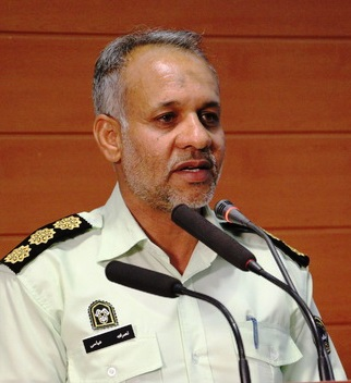 اجرای طرح ارتقاء امنیت اجتماعی نیروی انتظامی در رفسنجان