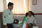 دستگیری سارق طلا و پول توسط پاسگاه انتظامی جوادیه فلاح
