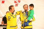 هنرنمایی عمو فیتیله ای ها در جشن خیریه کوثر رفسنجان