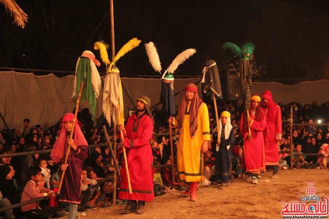 اجرای شش شب مراسم تعزیه در رفسنجان (۱۰)