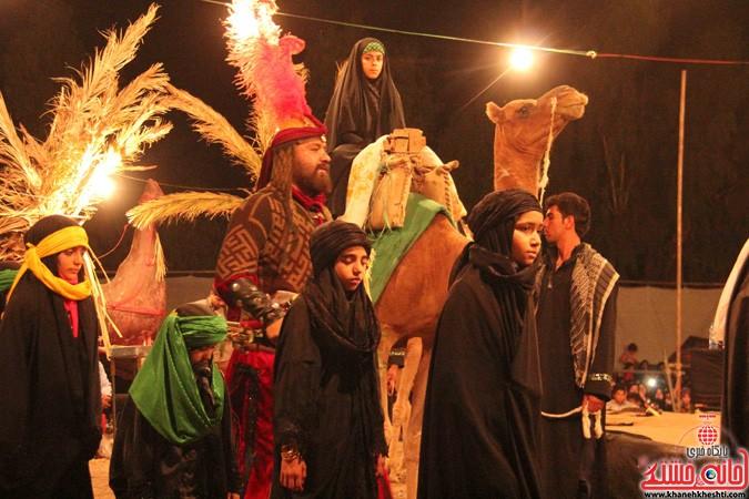 اجرای شش شب مراسم تعزیه در رفسنجان (۱۳)