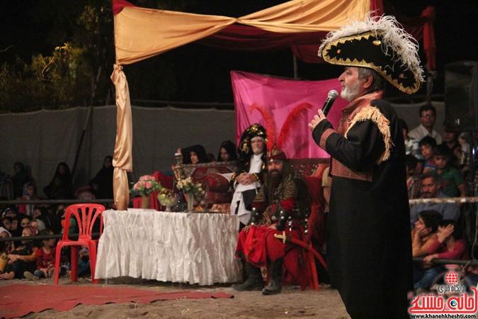 اجرای شش شب مراسم تعزیه در رفسنجان (۱۴)