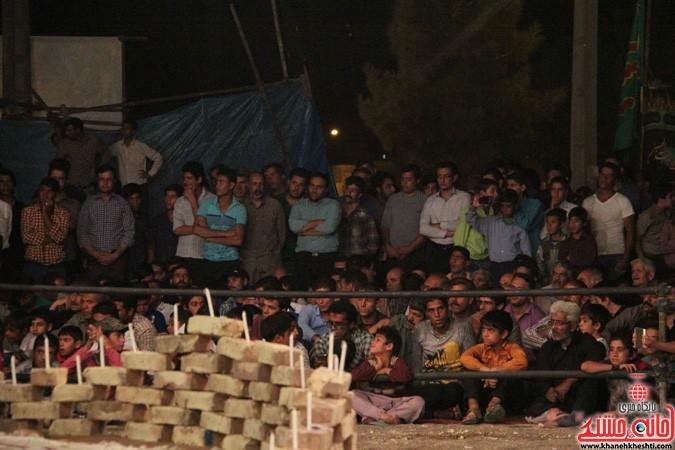 اجرای شش شب مراسم تعزیه در رفسنجان (۱۵)