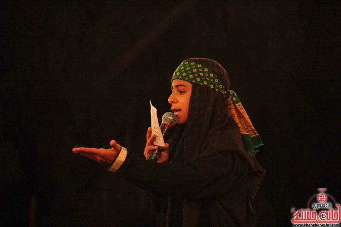 اجرای شش شب مراسم تعزیه در رفسنجان (۱۷)