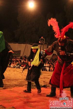 اجرای شش شب مراسم تعزیه در رفسنجان (۱۸)