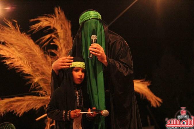 اجرای شش شب مراسم تعزیه در رفسنجان (۱۹)