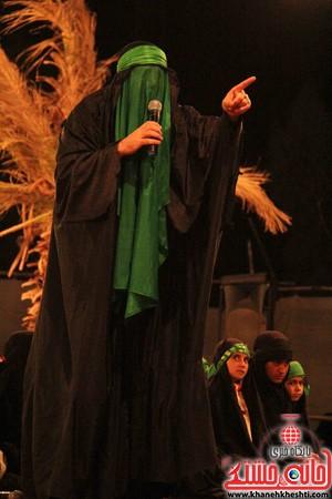 اجرای شش شب مراسم تعزیه در رفسنجان (۲۰)